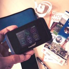 Noleggio Pocket Wifi (assicurazione inclusa)