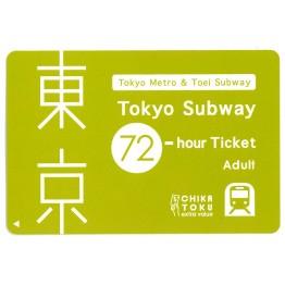 Tokyo Metro e Toei Pass